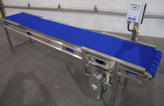 Heat Tunnel Conveyors