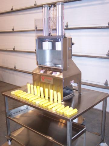 Pineapple Spear Machine