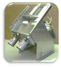 Dual Stick Cutter with Auto Open Door