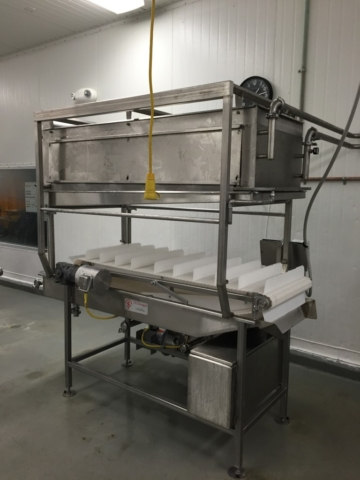 Apple Treatment System & Fines Removal with Chiller