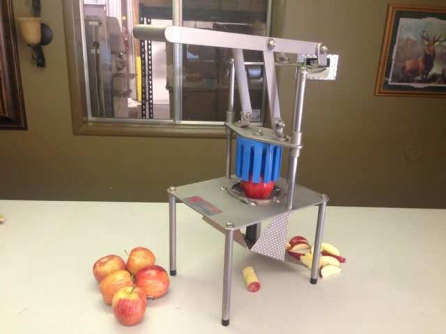 Manual Apple Wedger