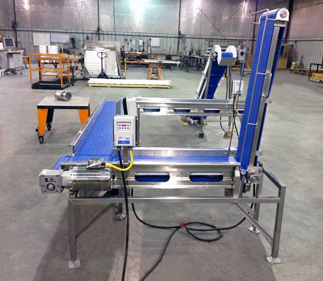 Easy Lift Access Conveyors