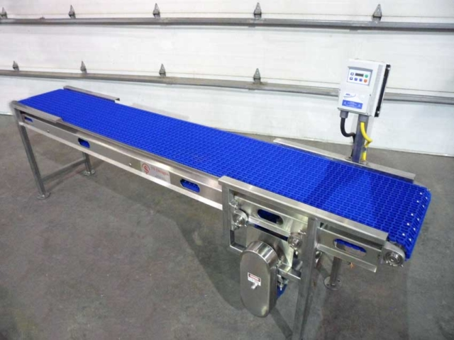 Heat Tunnel Conveyor