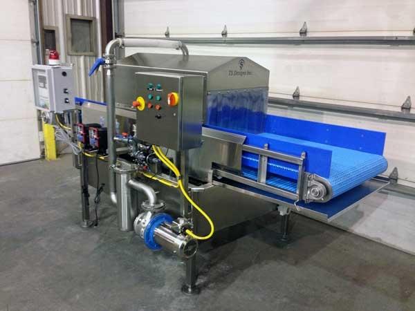 Rotary Wash Machine