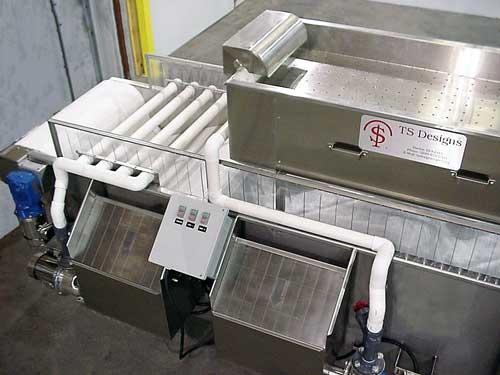 Triple Wash System